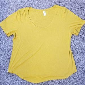 Old Navy Scoop Neck T-Shirt